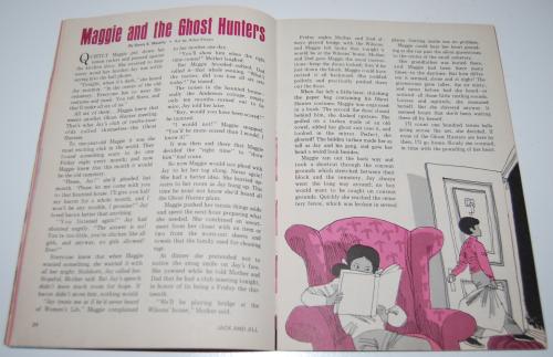 Jack & jill magazine january 1977 7