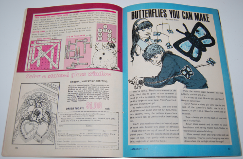 Jack & jill magazine january 1977 10