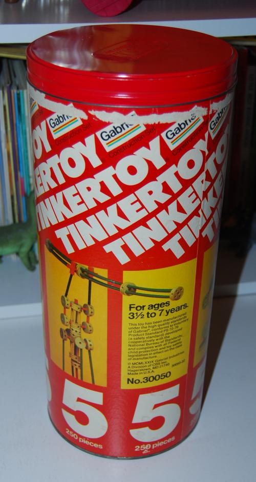 Gabriel tinker toys