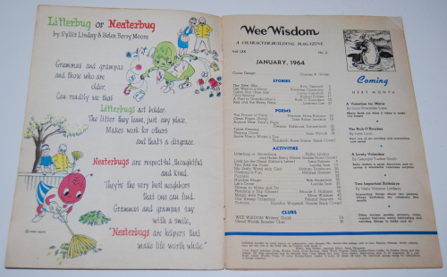 Wee wisdom january 1964 1