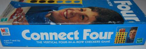 Connect four game 1990 6