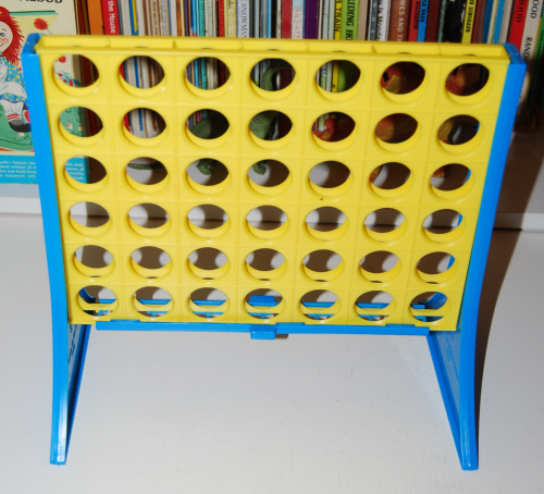 Connect four game 1990 1