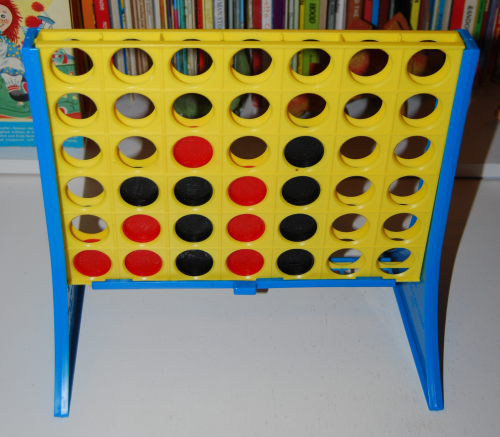 Connect four game 1990 2