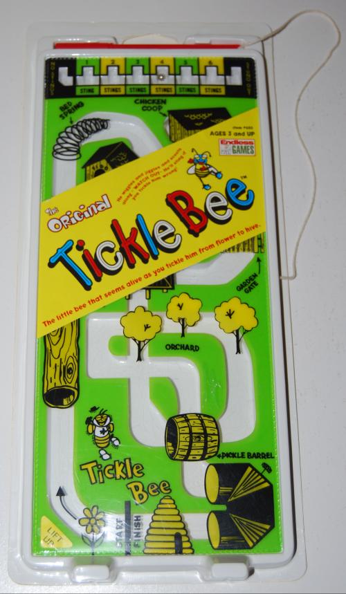 Tickle bee
