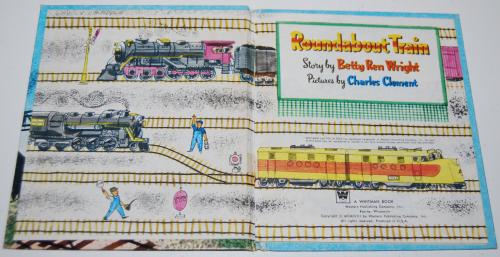 Roundabout train 1