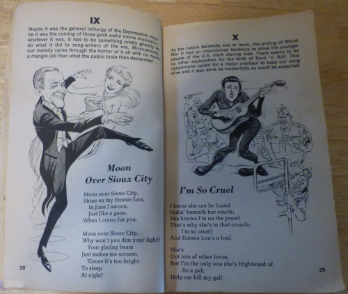 Vintage hopping mad book 1