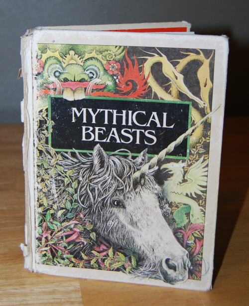 Mythical beasts book
