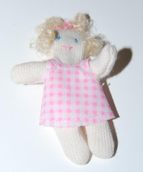 Barbie baby doll