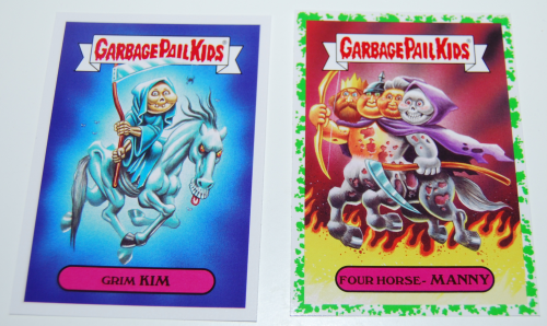 Garbage pail kids 2017 3