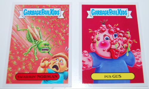 Garbage pail kids 2017 6
