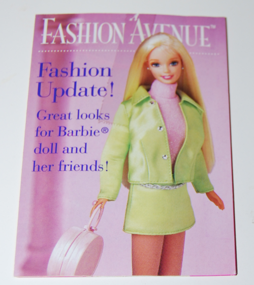 Barbie fashion update