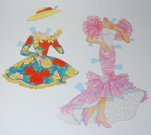 Barbie paperdoll 1990 1 (2)