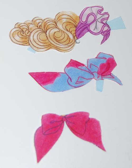 Barbie paperdoll 1990 7 (2)