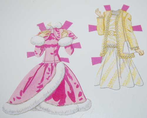 Paperdoll barbie 1991 4