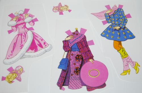 Paperdoll barbie 1991 23