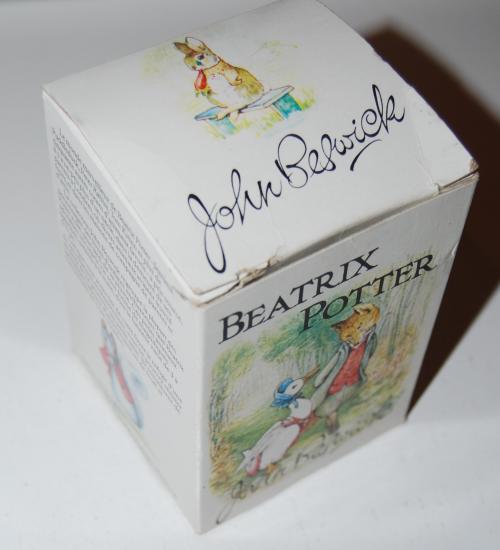 Beatrix potter ceramic john beswick