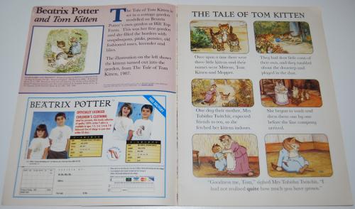 Peter rabbit & friends magazine 1