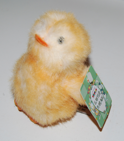 Easter chick toy x