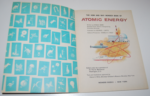 How & why atomic energy 1