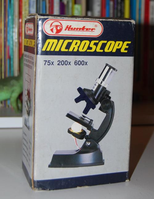 Hunter microscope