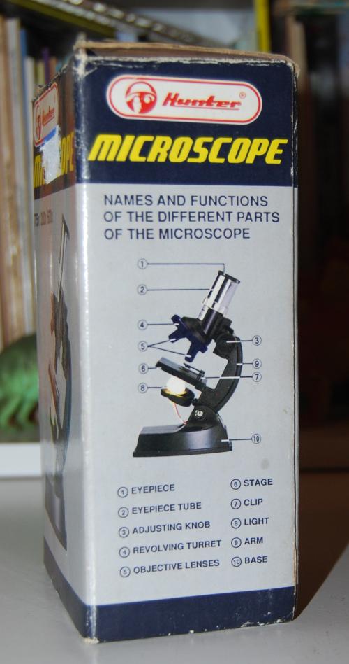 Hunter microscope 1