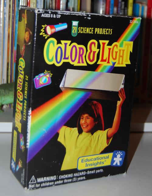 Color & light science projects