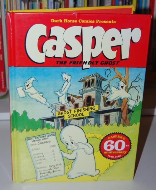Dark horse comics 60th anniversary casper the friendly ghost