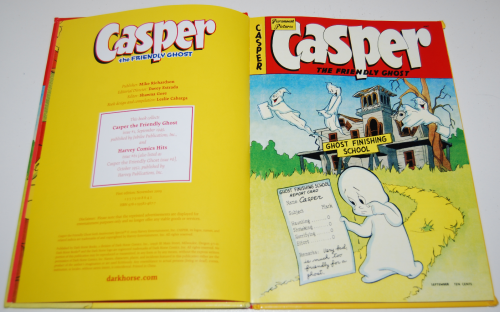 Dark horse comics 60th anniversary casper the friendly ghost 2