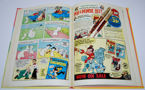 Dark horse comics 60th anniversary casper the friendly ghost 11