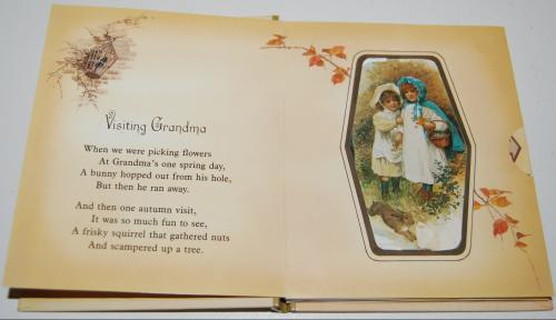 Visiting grandma antique book 2