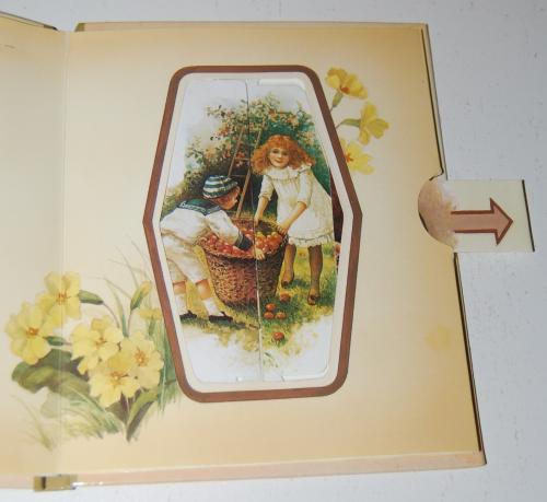 Visiting grandma antique book 6