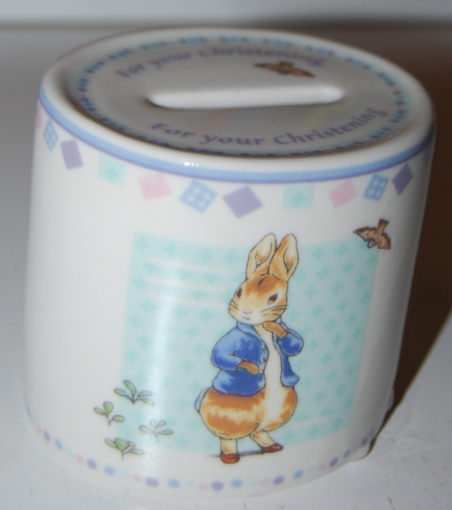 Beatrix potter ceramic 5