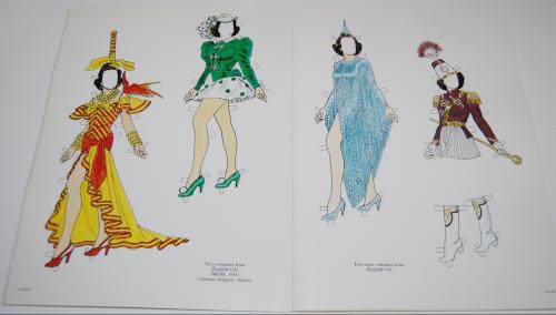 Judy garland paperdolls 3