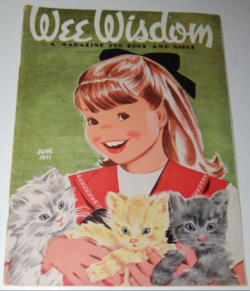 Wee wisdom june 1951