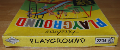 Hasbro's playground game 2