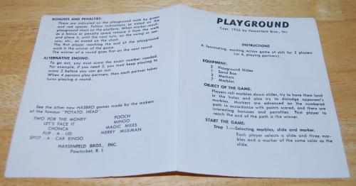 Hasbro's playground game 8