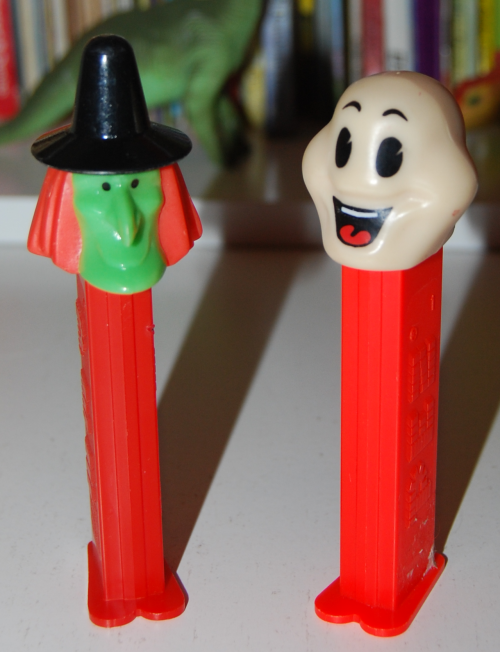 Witch pez dispenser
