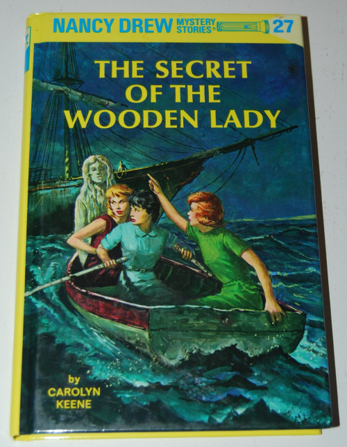 Nancy drew mysteries 10
