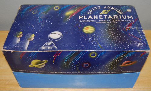 Spitz junior planetarium 6