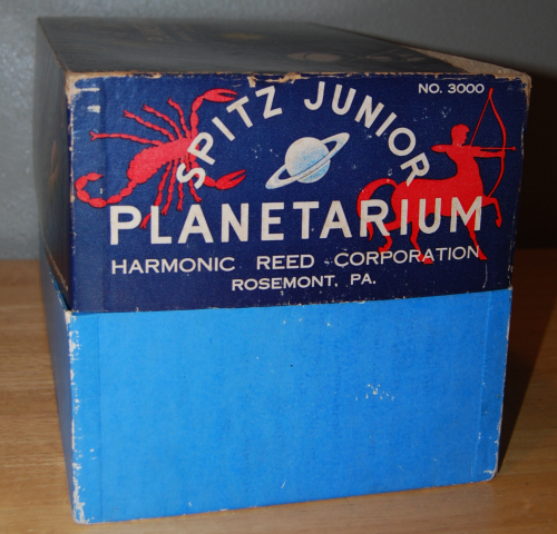 Spitz junior planetarium 8