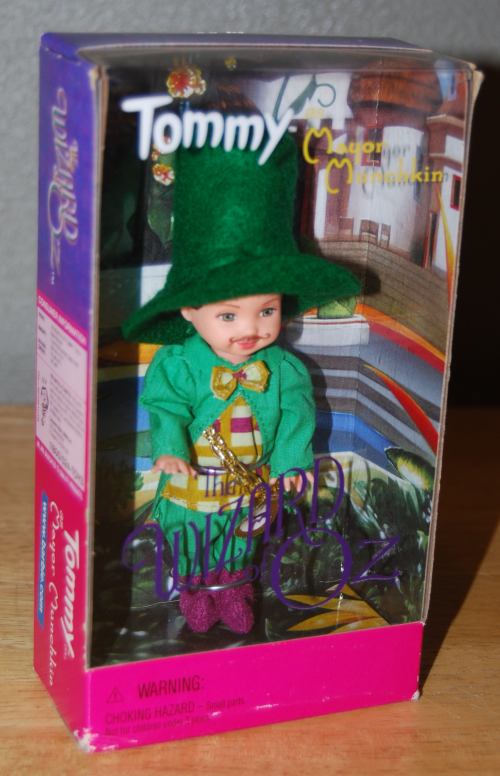 Tommy doll mayor munchkin