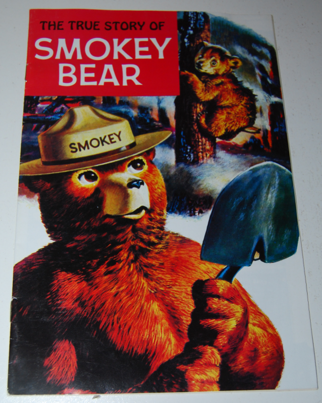 the true story of smokey bear