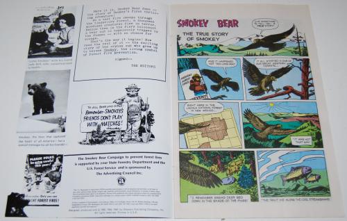 The true story of smokey the bear 1