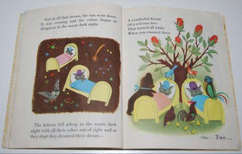 Little golden book the color kittens 13
