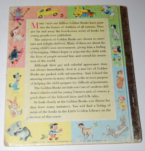 Little golden book the color kittens x