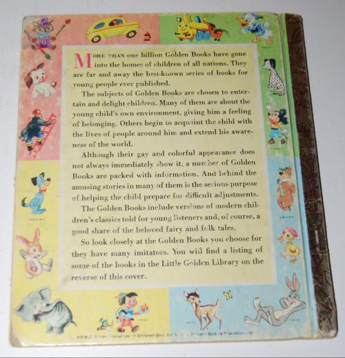 Little golden book the color kittens x