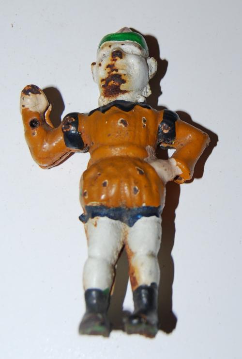 Cast iron clown 2