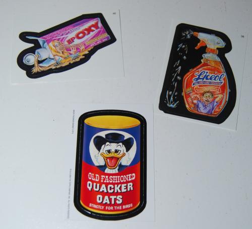 Wacky packs 3