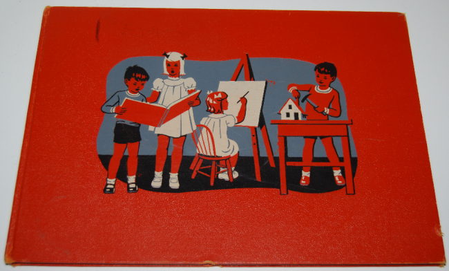 childcraft art & music book 1949
