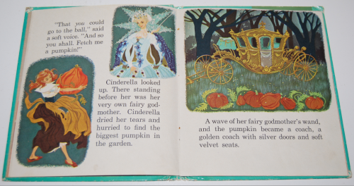 Cinderella tip top book 5